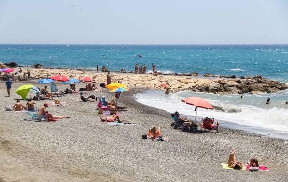 el palo beach