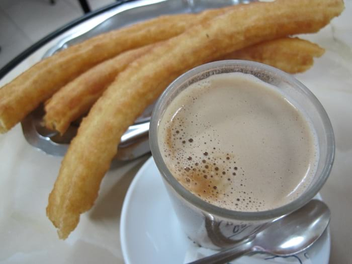 Churros: From a humble fried dough to one of the most iconic Spanish food.