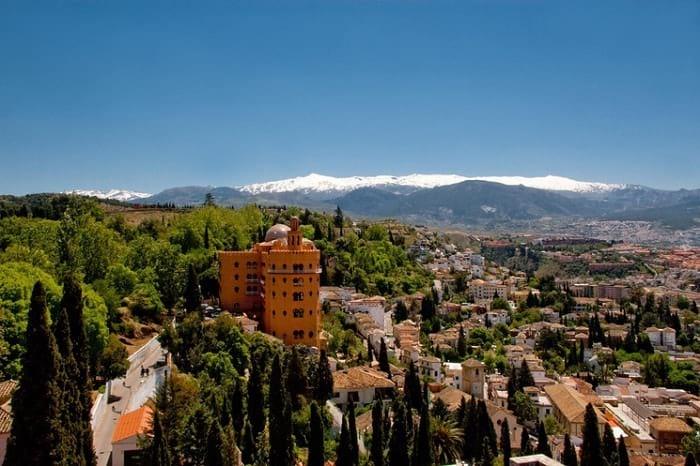 hotel_alhambra_palace_granada