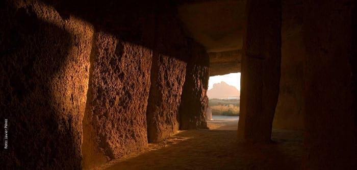 dolmen menga antequera