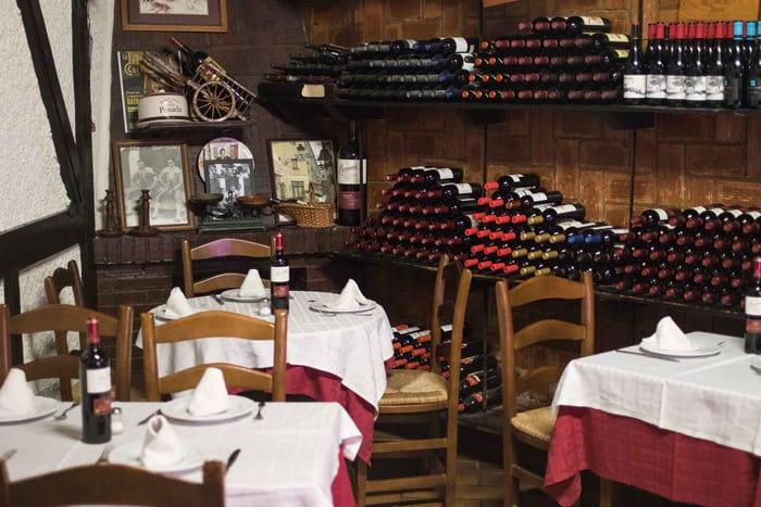meson antonio restaurant malaga