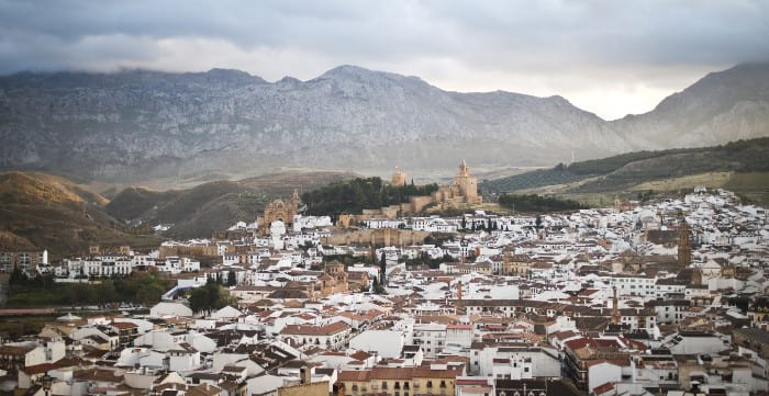overview antequera city