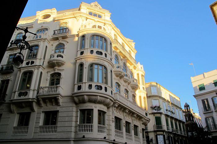 felix saenz modernist building