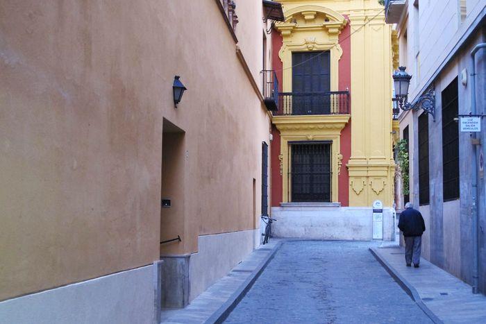 salinas street malaga