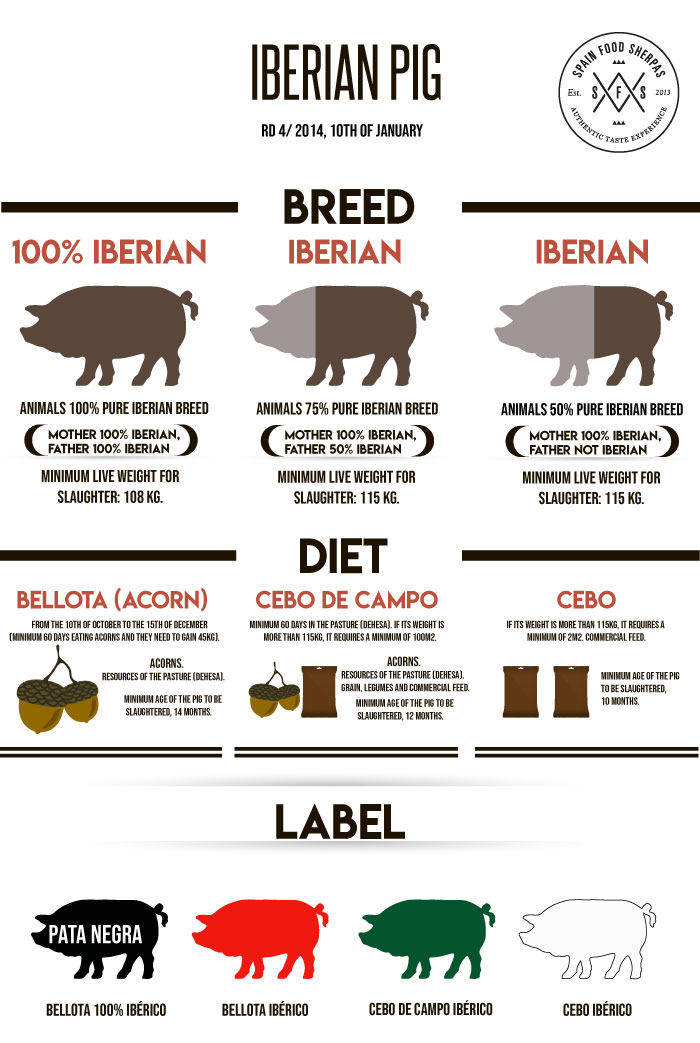 The Ultimate Iberian Ham Guide · How to select the right Jamón Ibérico