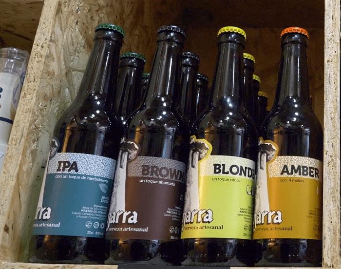 craft beer from granada