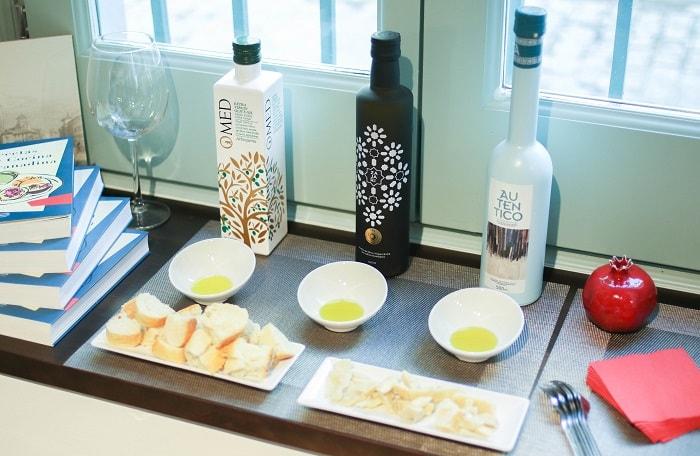 olive oil granada