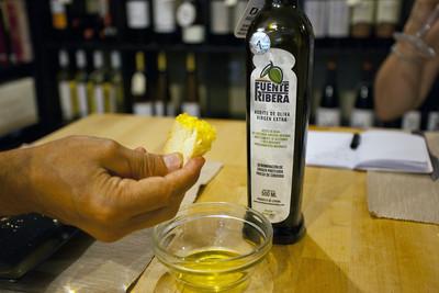 olive oil tour granada