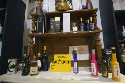 olive tours granada