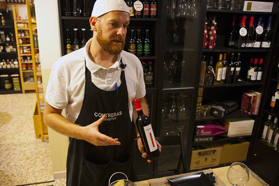 wine tasting professional granada