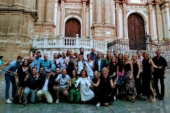 private tour in malaga large groups