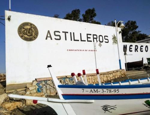 Nereo Shipyard Ecomuseum in Pedregalejo