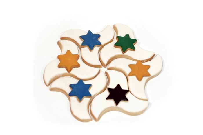 Flor de Vainilla cookies