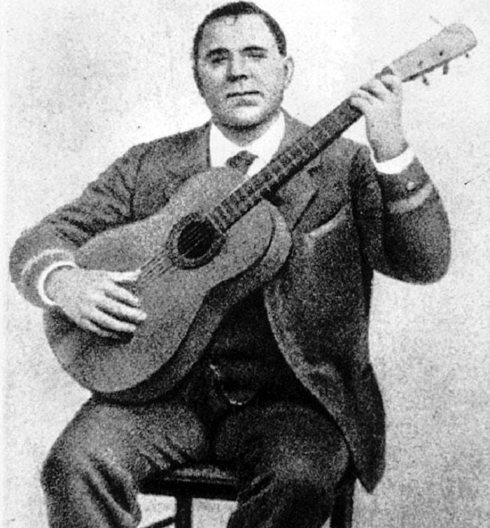 juan breva flamenco singer