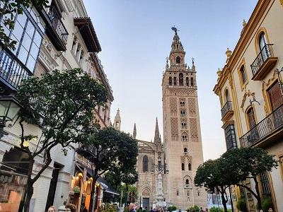 walking tour Seville