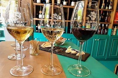 wine tasting seville food tour