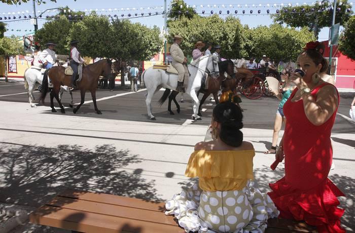 el real malaga fair