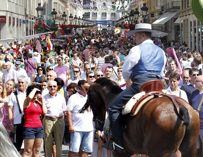 The August Fair of Malaga: two fairs for the price of one