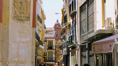 hidden streets seville