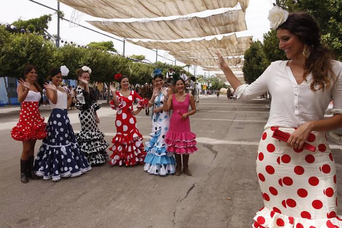 Real de La Feria Malaga