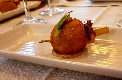 bull tail croquette