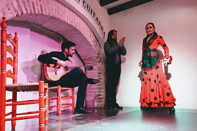 flamenco dancer seville
