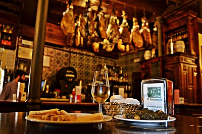 traditional tapas in seville spain food sherpas tour