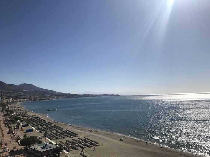 fuengirola beachside promenade
