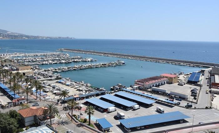 fuengirola port