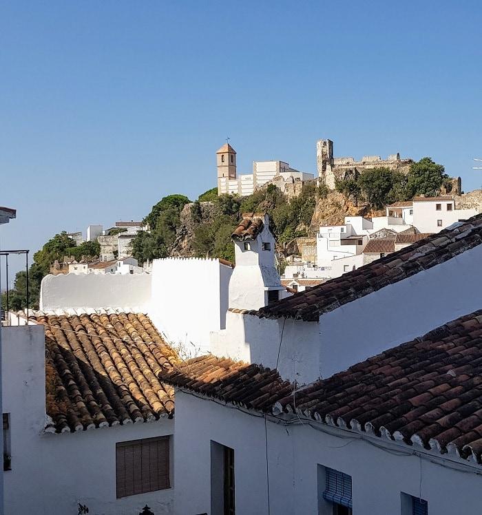 Casares Castle and Encarnacion Church