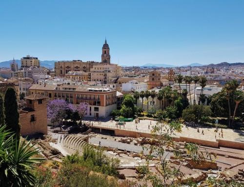 Exploring Malaga for Free