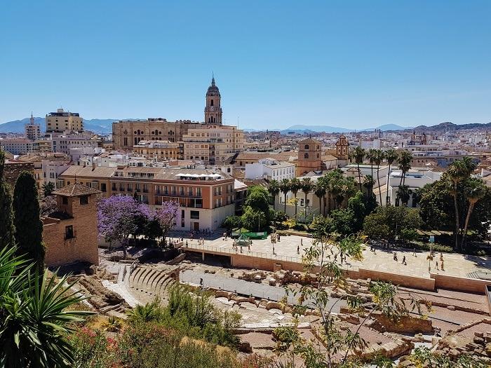 Visiting Malaga for Free