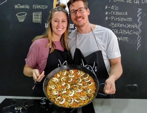 Vegetarian and Vegan Paella Recipe